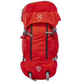 Haglöfs Roc Rescue 40 Backpack dynamite/danger
